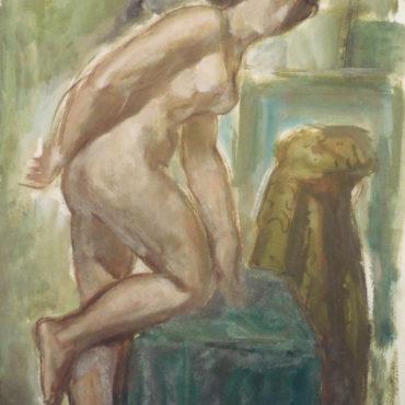 Desnudo - Pedro Mozos